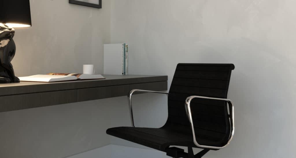 interieur thuiswerkplek